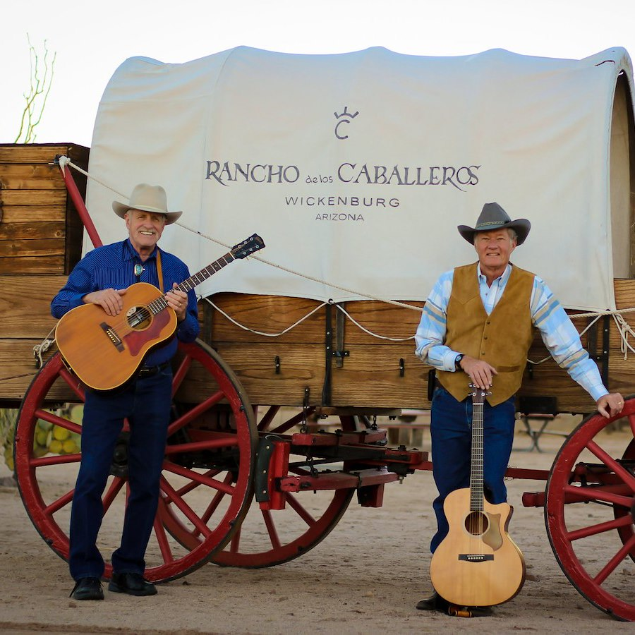 Doug and Dan Live Music at Rancho de los Caballeros