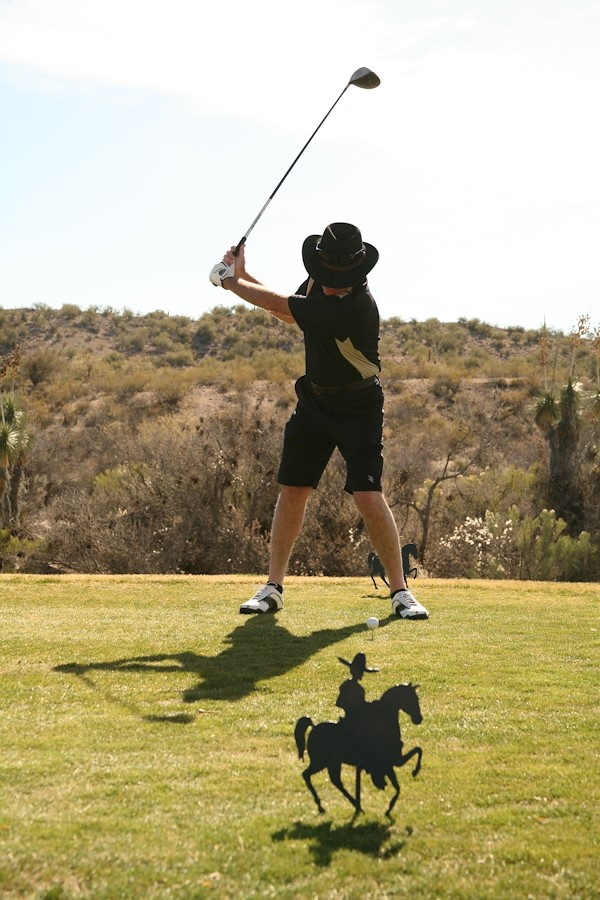 Father's Day at Los Caballeros Golf Course in Wickenburg, AZ